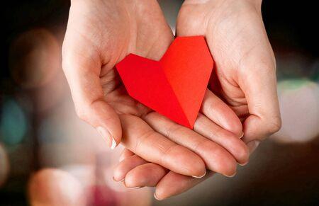 goodness: Heart Shape. Stock Photo