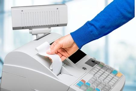 caja registradora: Caja registradora.