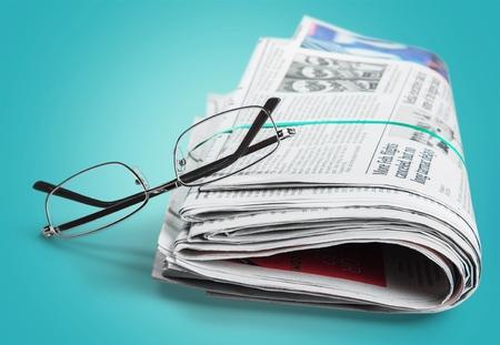 articles: Newspaper. Stock Photo