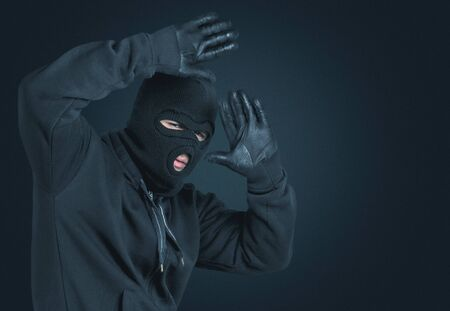 criminal: Burglar Criminal.