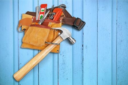 work tools: Herramientas de trabajo.