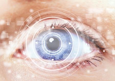 digital eye: Digital eye.