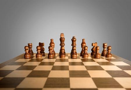チェスに挑戦。