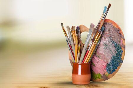 descriptive color: Art and Craft Equipment.