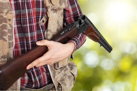 fusil de chasse: Shotgun Chasse. Banque d'images