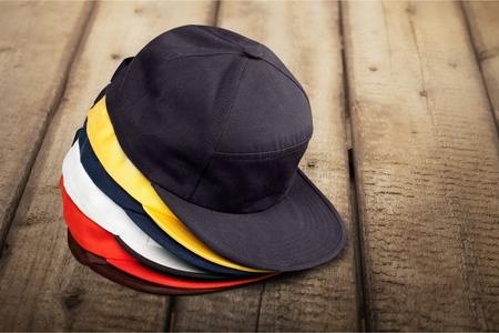 野球帽。 写真素材