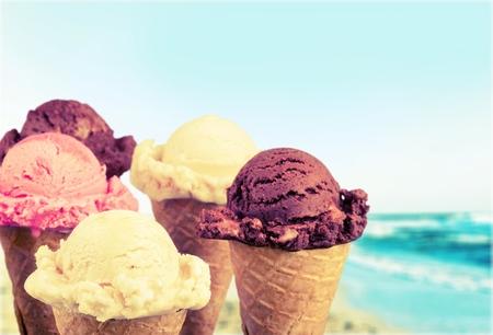 eis: Ice cream.