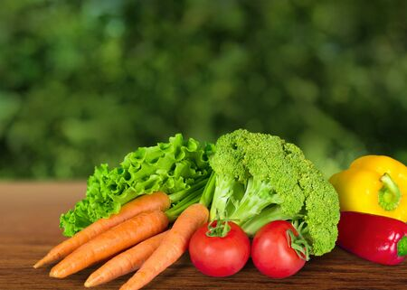 freshness: Frescura Vegetal. Foto de archivo