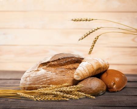 tranches de pain: Bread Bakery.