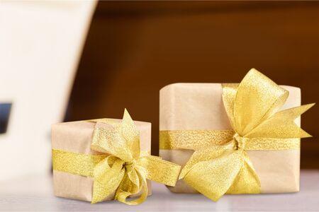 christmas gifts: Christmas Gifts. Stock Photo