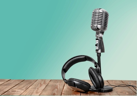 Radio broadcasting.