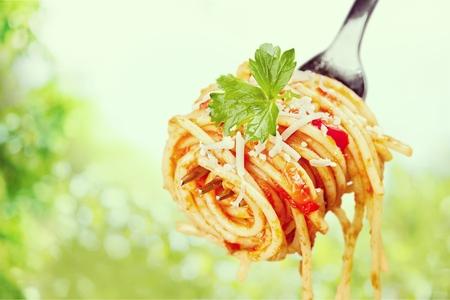 eating pasta: Eating Pasta.