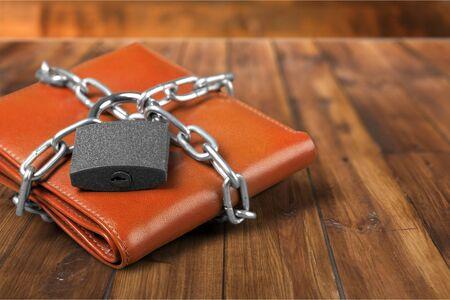 Locked Wallet.