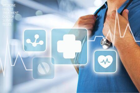 medical occupation: Medical Exam.
