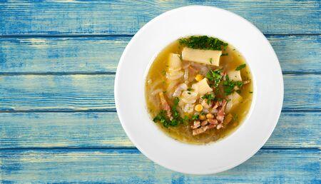 chicken soup: Chicken Soup.