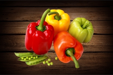 bell peppers: Bell Peppers.
