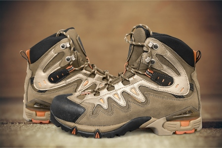 hiking boots: Hiking Boots.