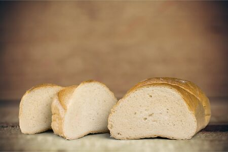 slices of bread: Slices Bread. Stock Photo