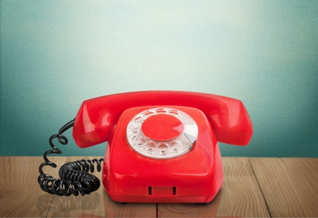 red telephone: Red Telephone.