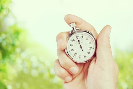 stop watch: Stop watch. Stock Photo