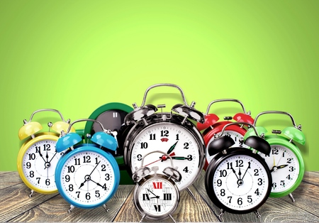 Alarm Clocks.