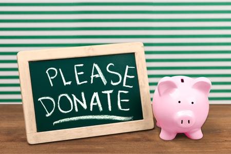 board: Donation Board.