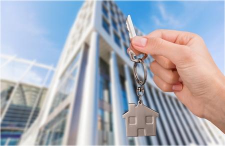 estate: Real Estate. Stock Photo