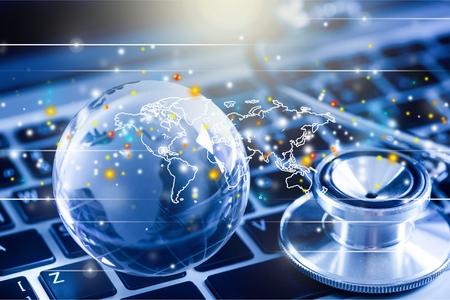 tecnología informatica: Comunicaciones Global Medical.