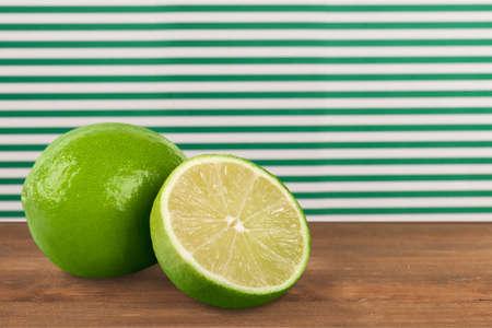 lime fruit: Lime fruit.