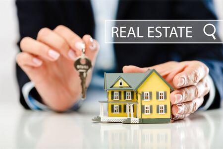 renter: Real estate.