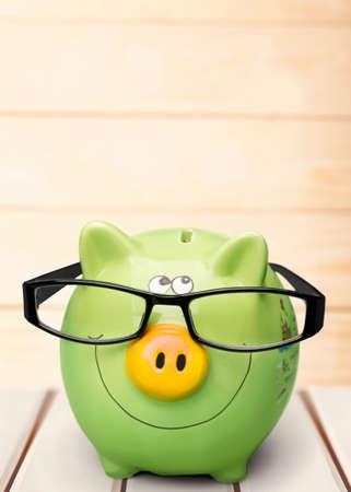 home finances: Home Finances. Stock Photo