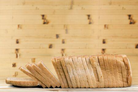 pain blanc: White Bread.