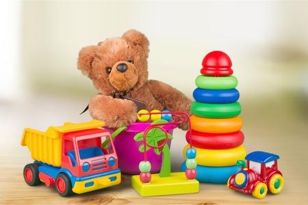 子供のおもちゃ。