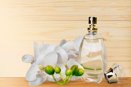 scented: Scented Perfume. Stock Photo