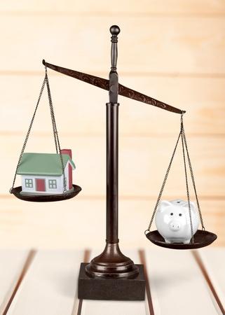 subprime mortgage crisis: Loan debt.