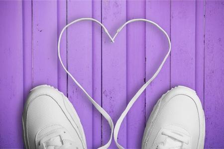 silhouette coeur: Forme de coeur.