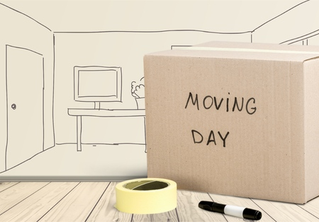 relocation: Moving House.