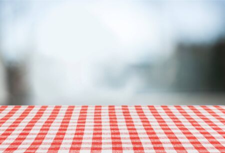 picnic cloth: Picnic cloth. Stock Photo