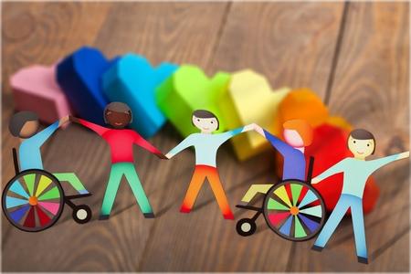 niños discapacitados: Desactivado.