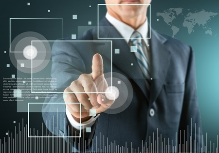 Technologie. Standard-Bild