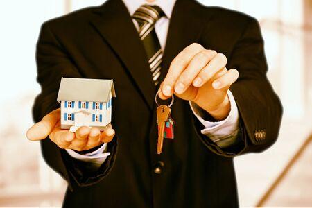 buying: Buying house.