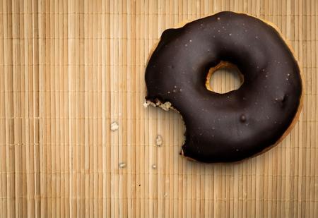 binge: Donut. Stock Photo