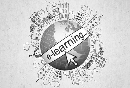 elearning: E-learning.