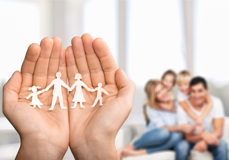 famille: Famille. Banque d'images