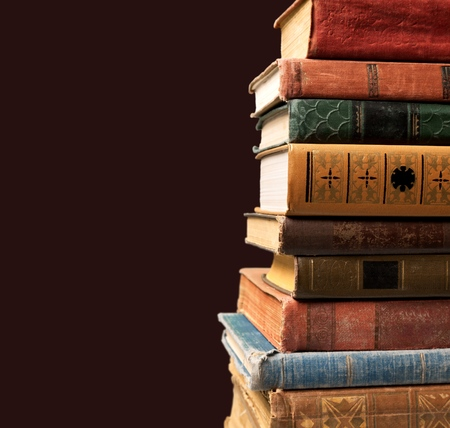 old books: