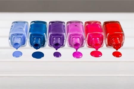 polish: Nail Polish. Stock Photo