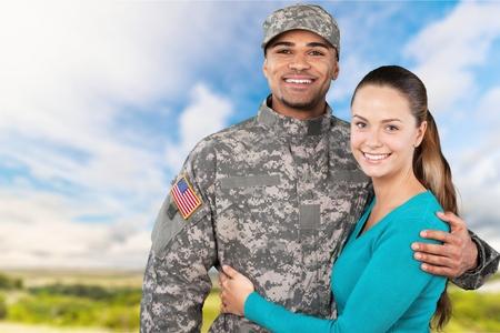 veterans: Veteran. Stock Photo