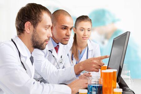study group: Laboratory.