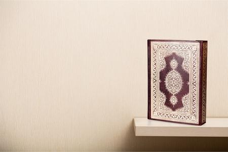 light god: Holy Quran.