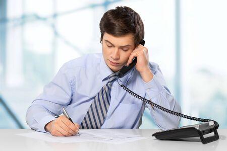 telephone: Telephone Business.